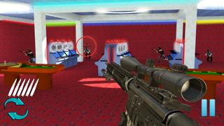 Casino Gangster War - Sniper Vision Free