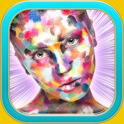 Paint Your Face – Funny Coloring Party Game for Children