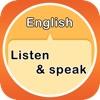 英语听力口语 英式教学免费hd 口语突破有声同步音频版