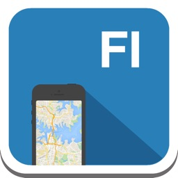 Finland & Helsinki offline map, guide, weather, hotels. Free GPS navigation.