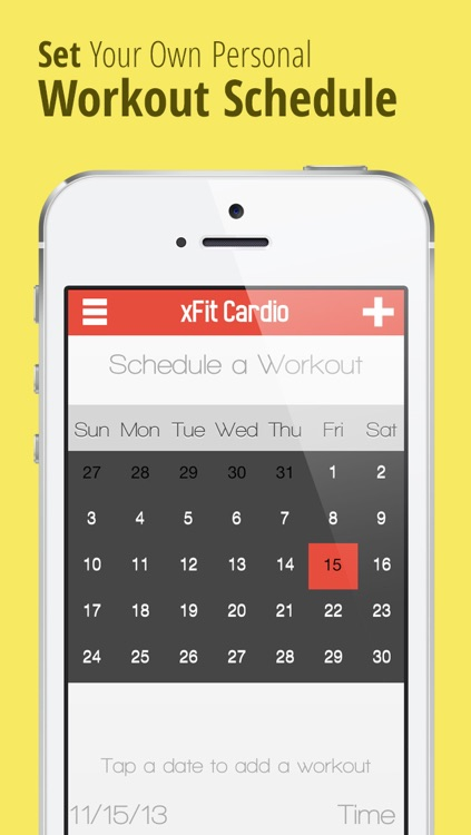 xFit Cardio – Daily Workout to Lose Belly Fat and Gain Endurance screenshot-3