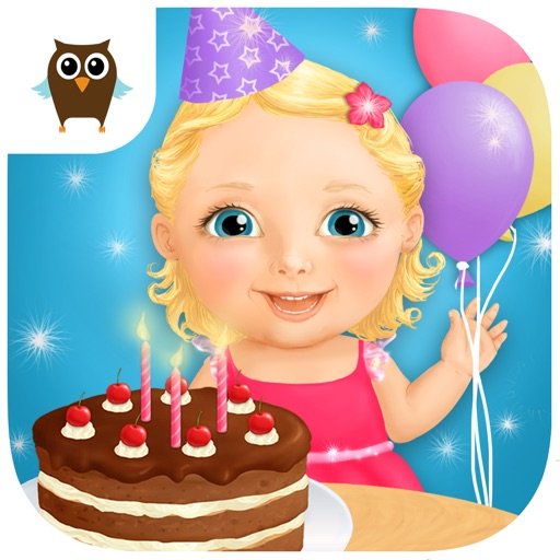 Sweet Baby Girl - Birthday Party (No Ads)