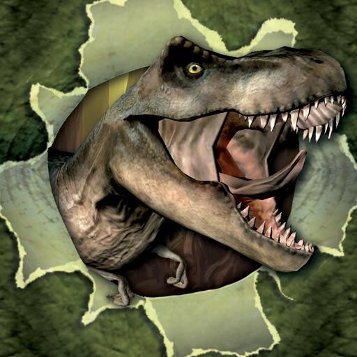 Virtual Pet Dinosaur - Tyrannosaurus Rex