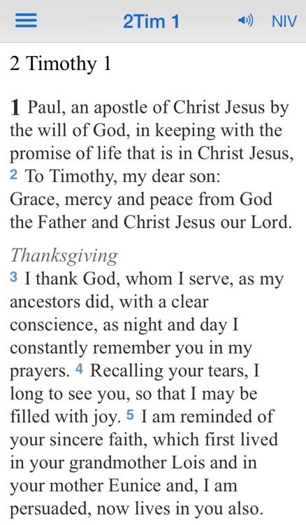 Bible Gateway screenshot-4