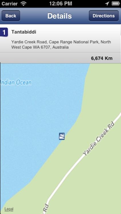 Australian Boat Ramp Finder screenshot-3