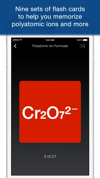 Chem Pro: Chemistry Tutor in Your Pocket