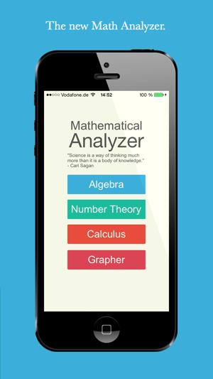 Math Analyzer on the App Store