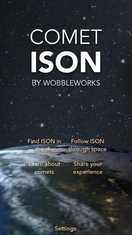 Comet ISON screenshot-4