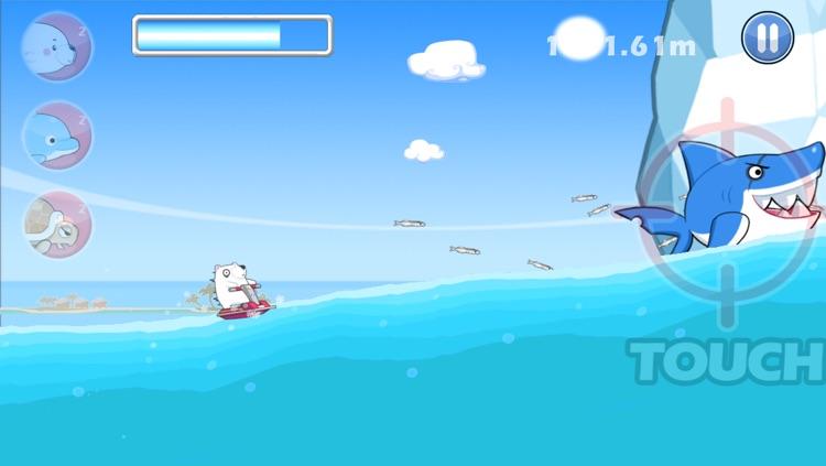 Cool Surfers 1 :Penguin Run 4 Finding Marine Subway 2 Free