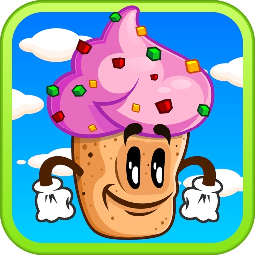 Cookie Cupcake Runner icon