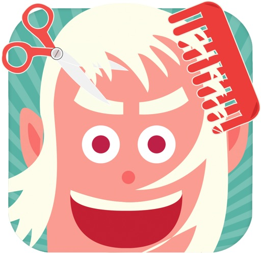 Hair Styler Salon - Kids Game icon