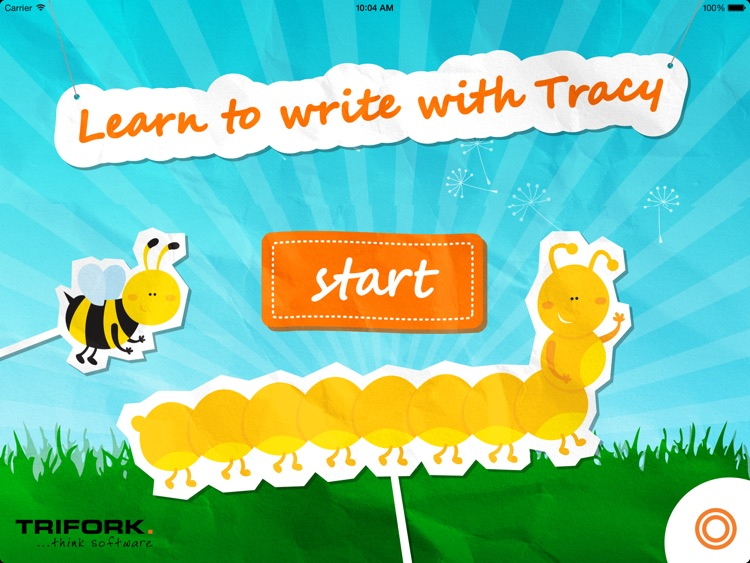 Learn to write with Tracy