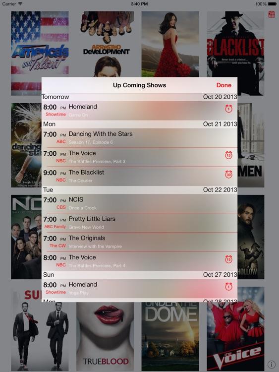 Show Tracker HD