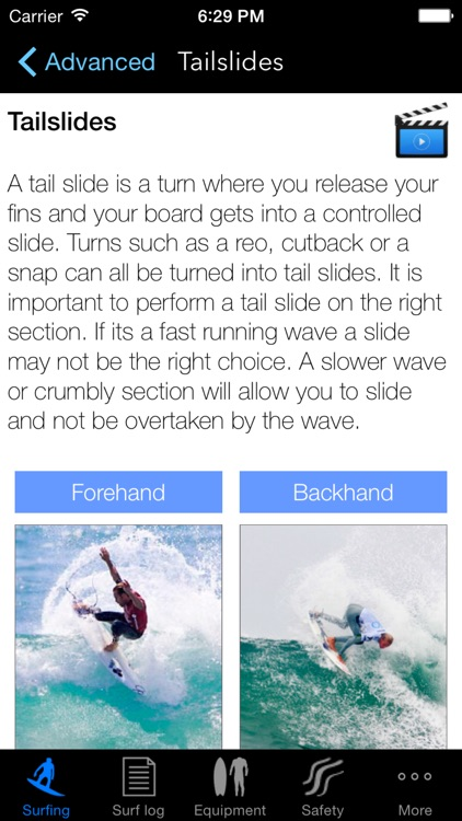 iSurfer - Surfing Coach screenshot-2