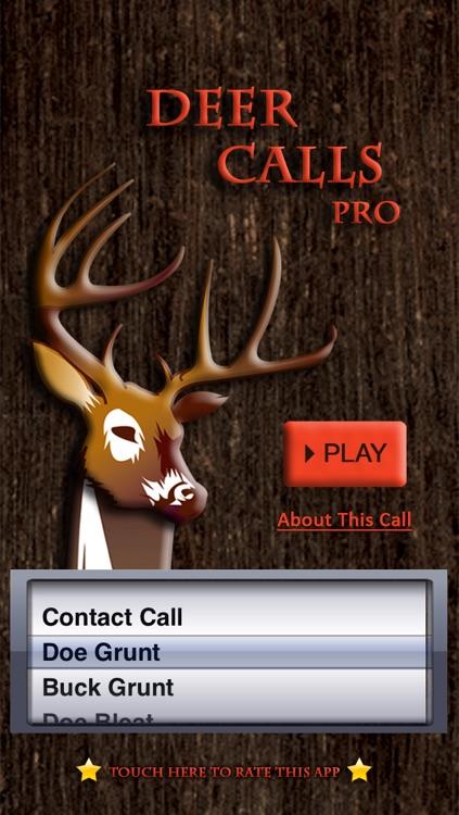 Deer Calls Pro