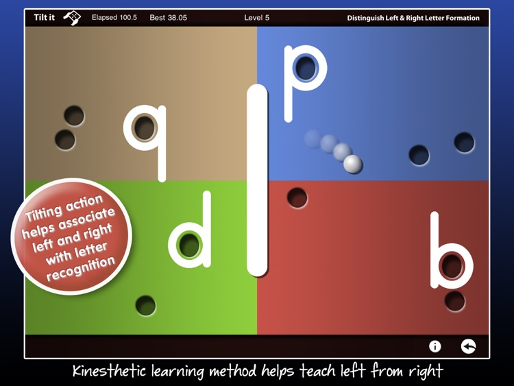 LetterReflex VPP - Overcoming Letter Reversals & Backwards Writing in Early Childhood Development & Dyslexic Children