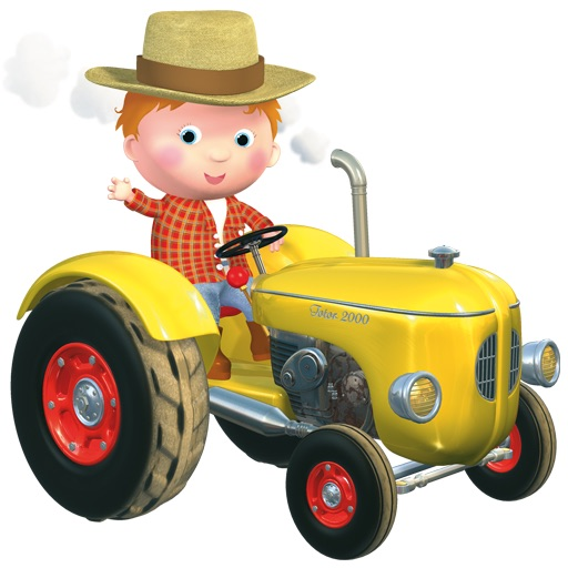LITTLE BOY -  PETER'S TRACTOR HD
