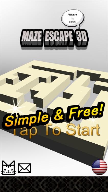 Maze Escape 3D
