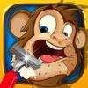Crazy Monkey Shave