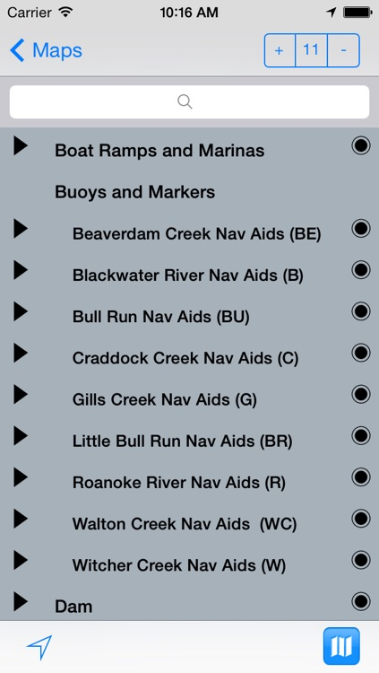 eMap SML : Smith Mountain Lake screenshot-3