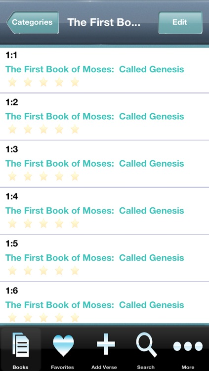 King James Searchable Bible screenshot-3