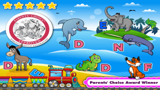 Phonics Island, Letter Sounds games & Alphabet Learning: