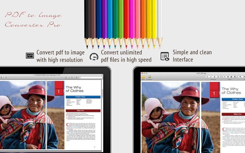 PDF to Image Converter Lite скриншот программы 3