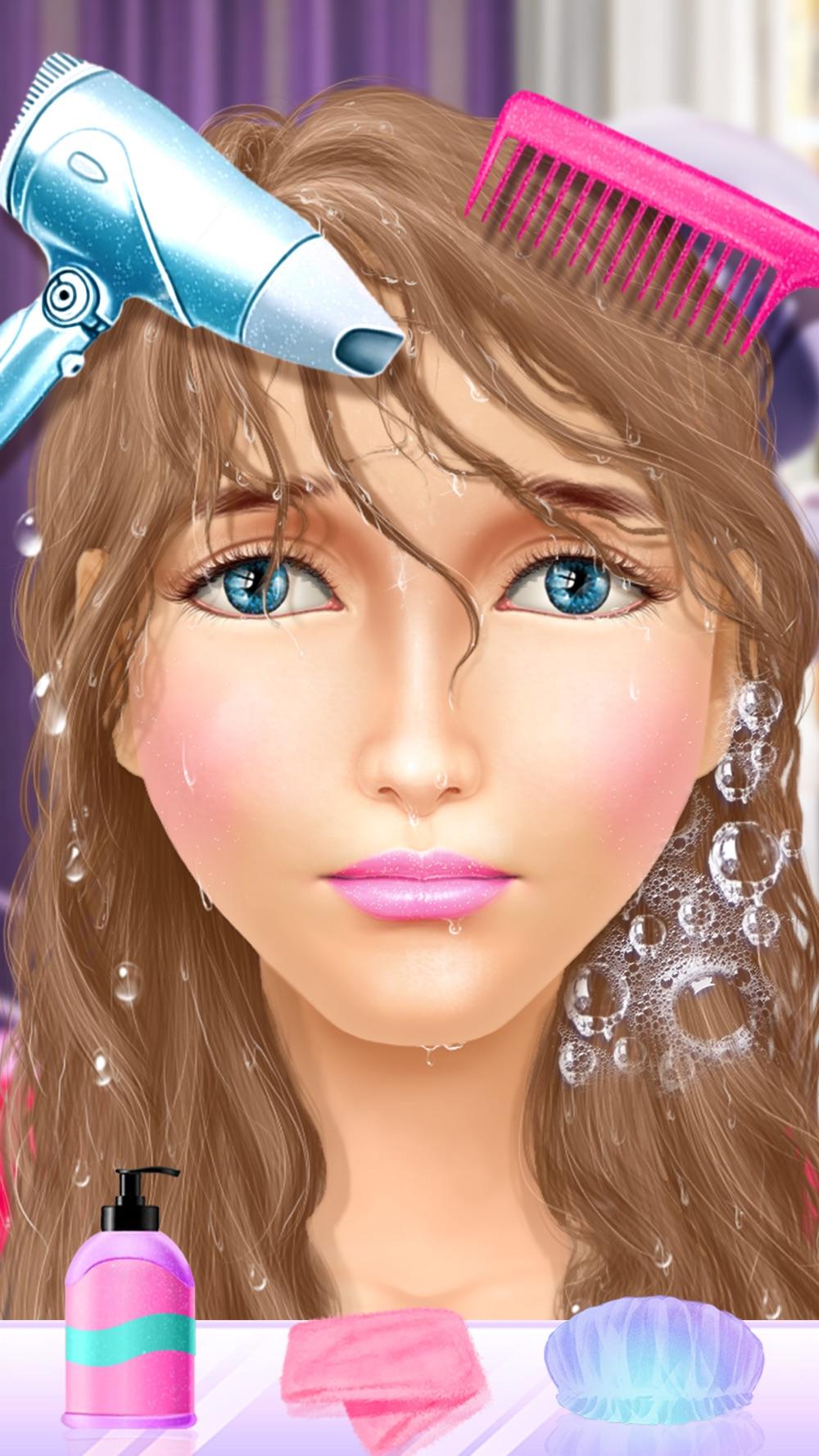 Princess HAIR Salon – Beauty Makeover! Cheat Codes
