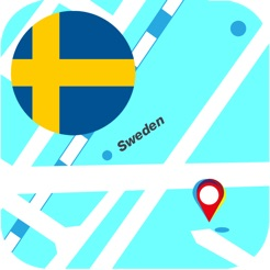 Sweden Subway Map.Sweden Offline Map On The App Store
