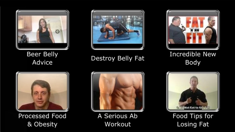 Weight Loss for Men (Lose the Belly)