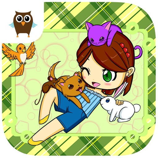 Miki and Friends - Girls Dress Up and Pet Care FULL