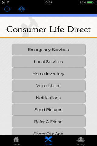 Consumer Life Direct - náhled