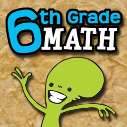6th Grade Math Common Core: Algebra, Fractions, Equations, Geometry, Exponents, Ratios and More