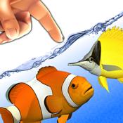 Fish Fingers! 3D Interactive Aquarium icon