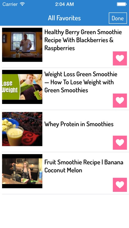 Smoothie Recipes - Ultimate Video Guide For Smoothie Recipes