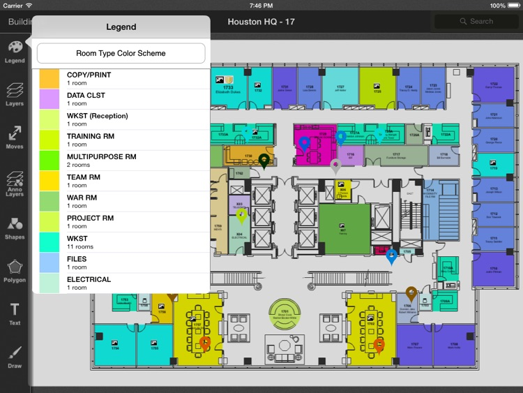 iOffice Space Manager screenshot-3