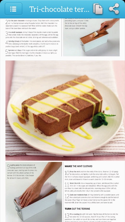 Dessert Recipes - Step by Step screenshot-4