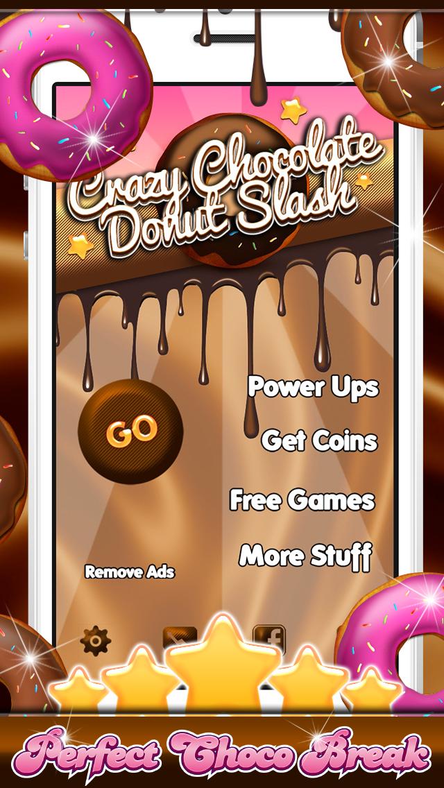 クレイジーチョコレイトドーナツブロックスラッシュのおすすめ画像1