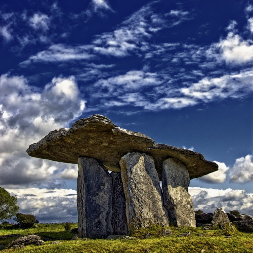 Dolmens Puzzle