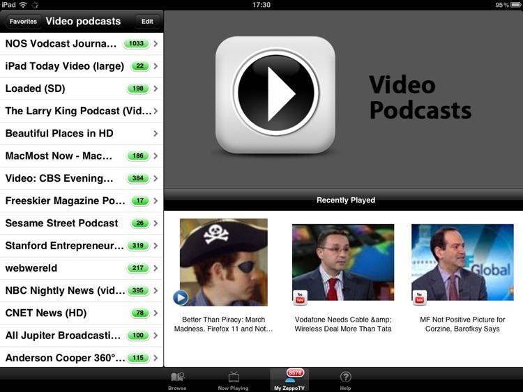 Sony TV Media Player HD screenshot-4