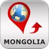 モンコル国 旅行地図 - Offline OSM Soft
