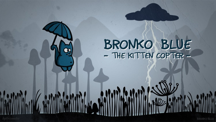 Bronko Blue, the kitten copter screenshot-0