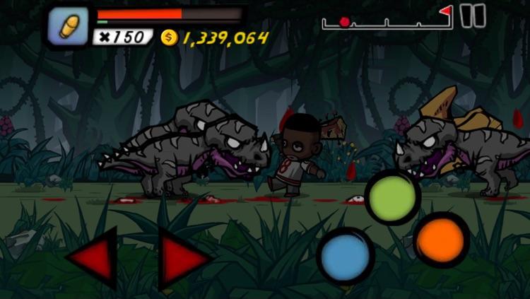 Dino Cap 2 HD screenshot-3