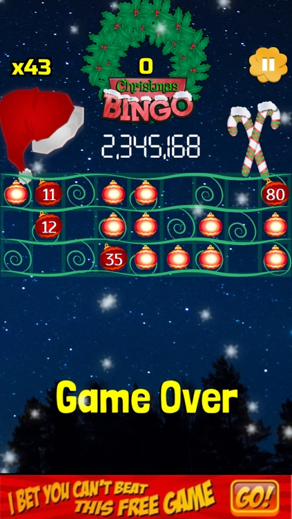 A Christmas Bingo screenshot-3