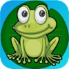 Jumpy Frog - Don't Step Into Water!
