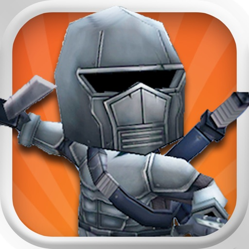 A 3D Ninja Battle: Special Forces Boom Run F2P Edition - FREE