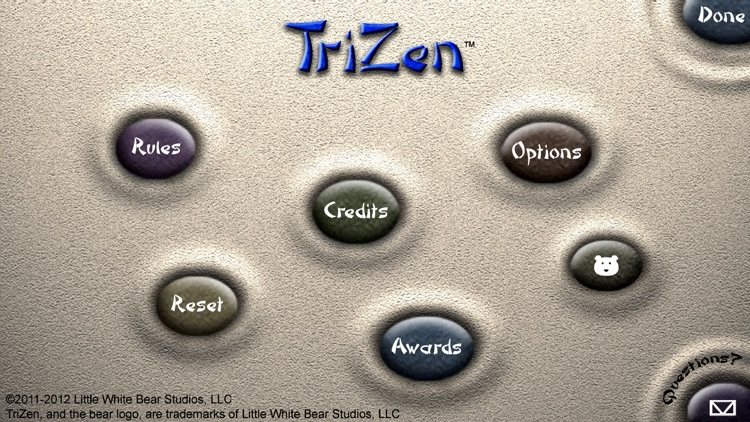 TriZen - Relaxing tangram style puzzles screenshot-3