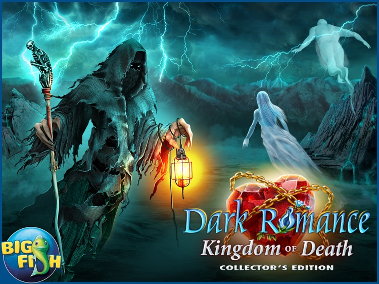 Dark Romance: Kingdom of Death HD - A Hidden Object Adventure (Full) screenshot-4