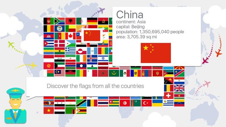 GeoKids World - Fun Ways to Learn Geography for Kids screenshot-4