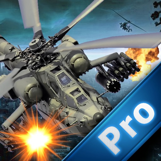 Awesome Helicopter Race Deluxe Pro - A Burst Of Adrenaline And Speed